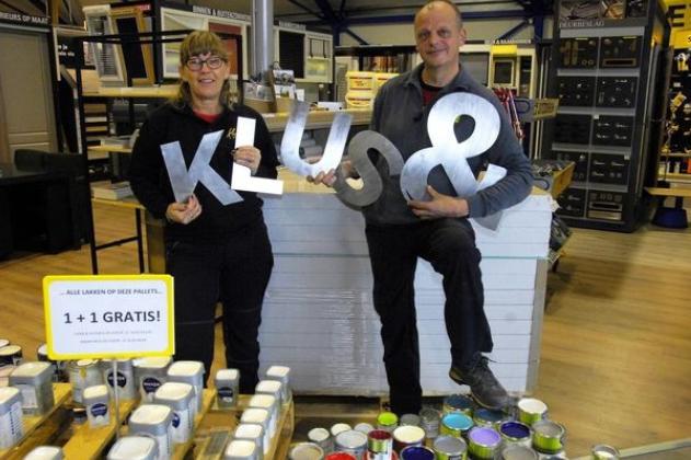 UGV heet Klus & Bouwmarkt Dieverbrug van harte welkom!