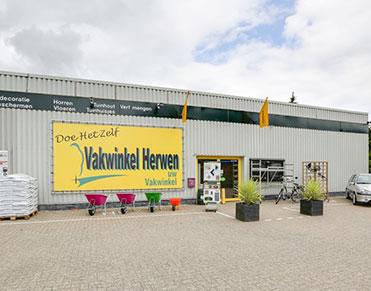 Vakwinkel Herwen